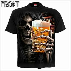 LIVE LOUD T-Shirt Black, Have A Beer, Stay Awhile